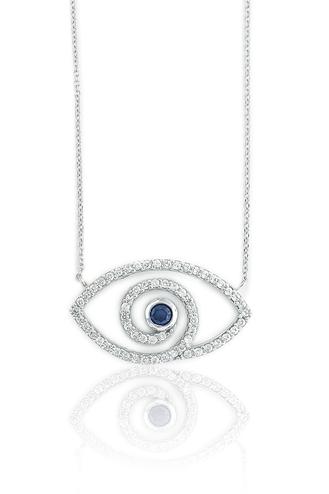 Κολιέ Beautiful Eye Blue