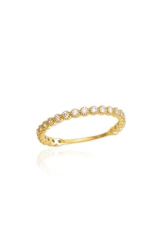 Δαχτυλίδι Bubbles Gold