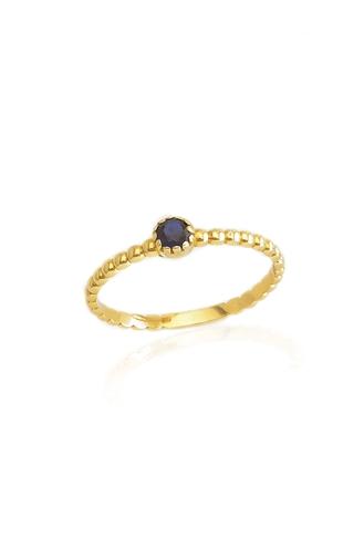 Δαχτυλίδι Bubbles Blue Stone