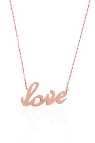 Κολιέ Love R