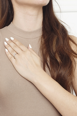 Δαχτυλίδι Μονόπετρο Modern