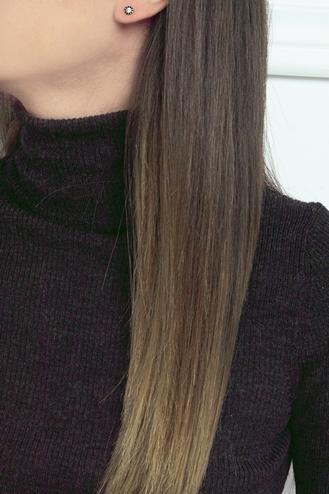 Σκουλαρίκια Ροζέτα Black