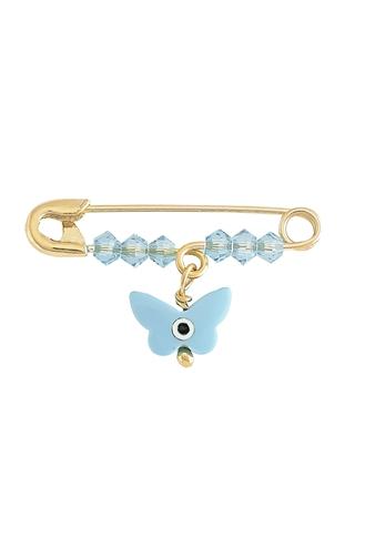 Παιδική Παραμάνα Μπλε Πεταλούδα