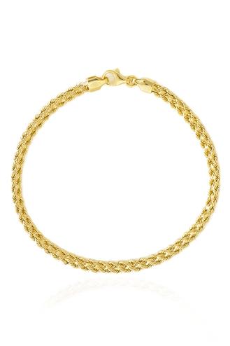 Βραχιόλι Χρυσή Αλυσίδα