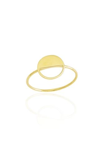 Δαχτυλίδι Half Circle