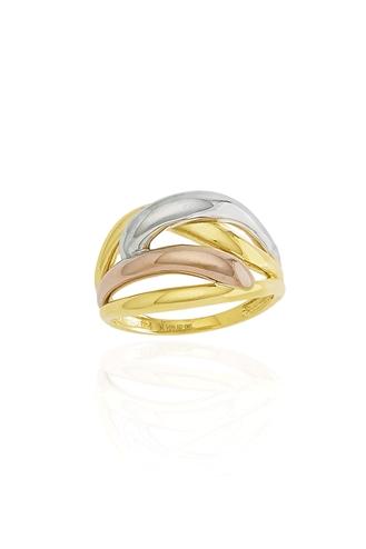 Δαχτυλίδι Χρυσό Lady Lines C