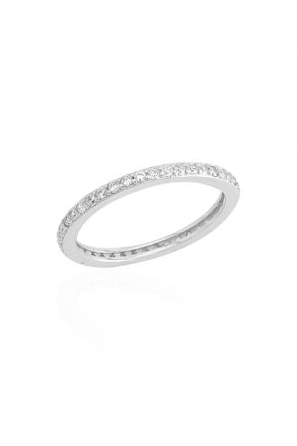 Δαχτυλίδι Ολόβερο Crown