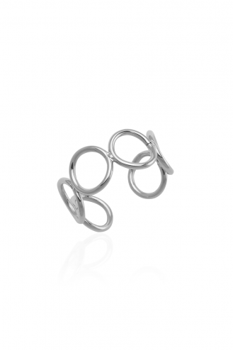 Δαχτυλίδι Harmony White