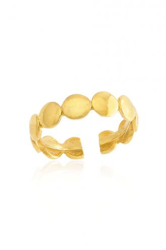 Δαχτυλίδι Χρυσό Bubbles