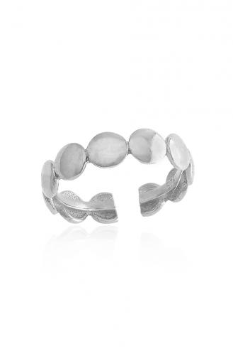 Δαχτυλίδι Λευκό Bubbles