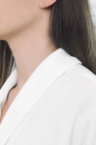 Σκουλαρίκια Κουκουνάρι