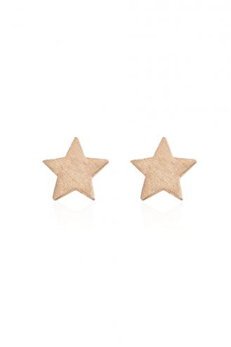 Σκουλαρίκια Ματ Αστέρι R