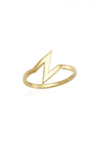Δαχτυλίδι Χρυσό Rock It