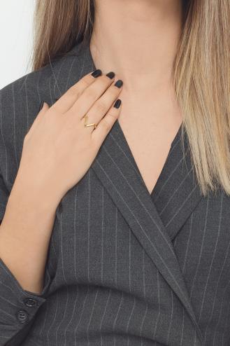 Δαχτυλίδι Χρυσό V