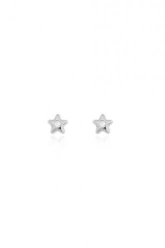Earrings White Gold Little...