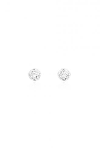 Earrings One Stone B