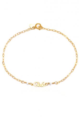 Bracelet Girl Pearls