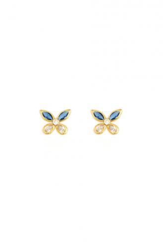 Σκουλαρίκια Πεταλούδα...
