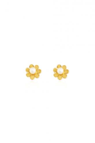 Σκουλαρίκια Λουλούδι...